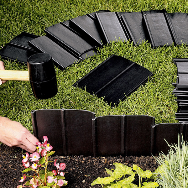 supplies for Pound in edging by Professional landscaping services