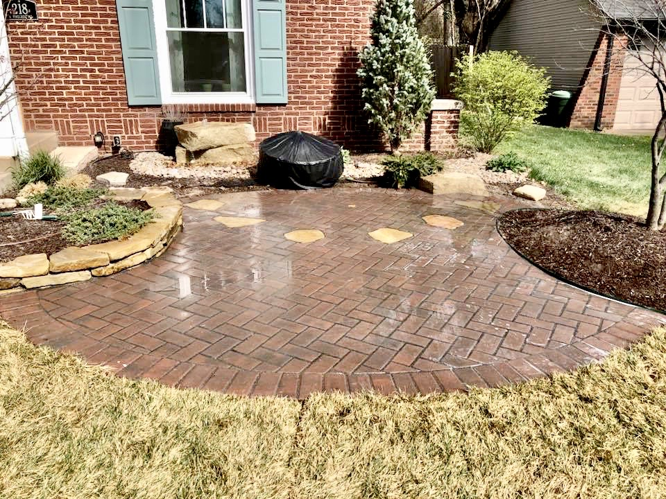 Service of Professional Landscaping Services